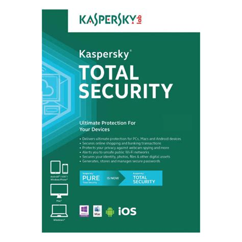 Kaspersky Total Security 2016 5 Devices Diskon Kaspersky Total Security Multi Device 2016 1 Year 10