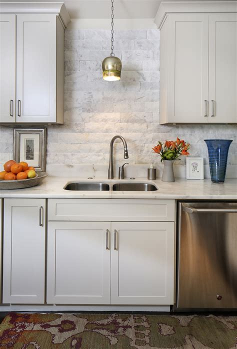 tile over kitchen sink moving pictures a gallery owner s personal retreat