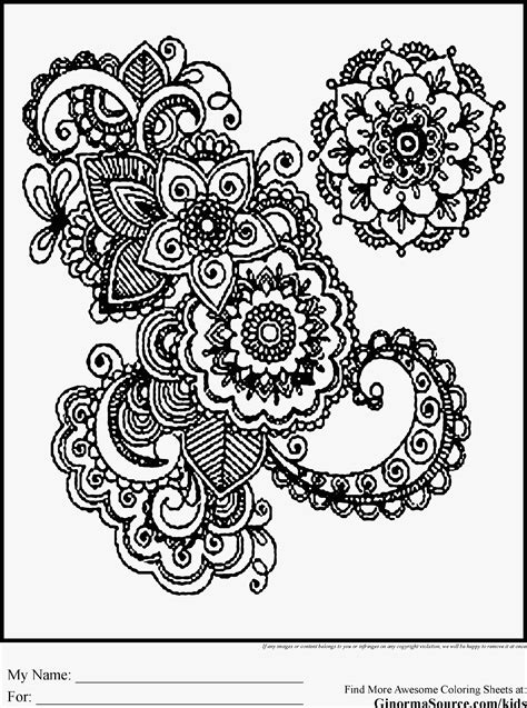 printable coloring pages for adults free coloring pages printable abstract coloring pages for
