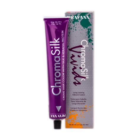 chromasilk hair color pravana chromasilk vivids creme hair color pravana
