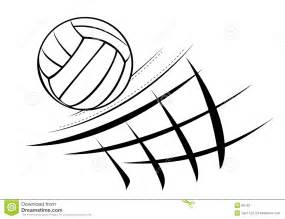 volleyball outline clipart china cps