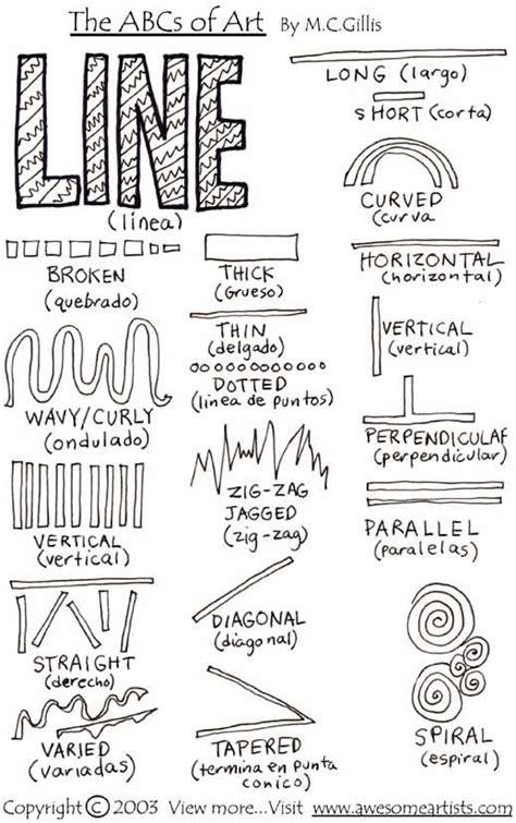 design kinds art mrslangesartcart grade 8 line design hand project