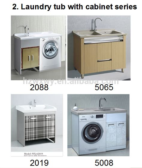 washing machine sink laundry sink cabinet with washing machine laundry sink