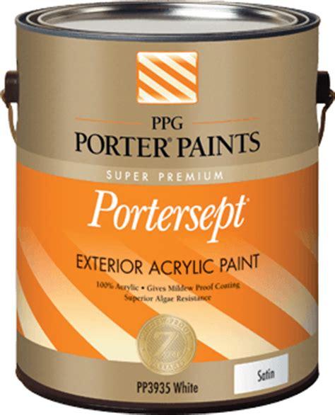acrylic paint cleanup porter paint porterscept exterior paint celebration