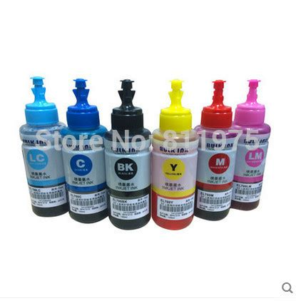 Tinta Epson One Ink Dye Untuk L100 100ml 3 epson dye ink reviews shopping epson dye ink