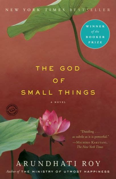 on god his home and his books the god of small things by arundhati roy nook book