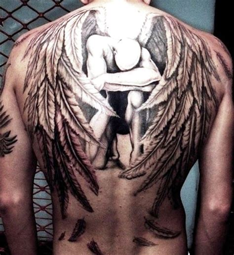 fallen angel tattoos for men tattoos for tattoos for inspiration