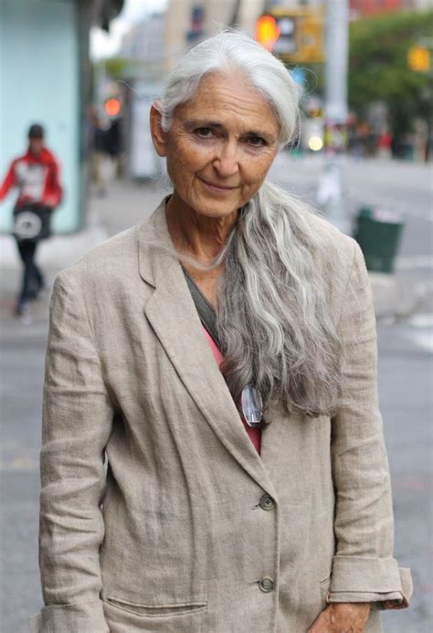 seniors with silver hair 17 best images about middle aged and seniors and boho on