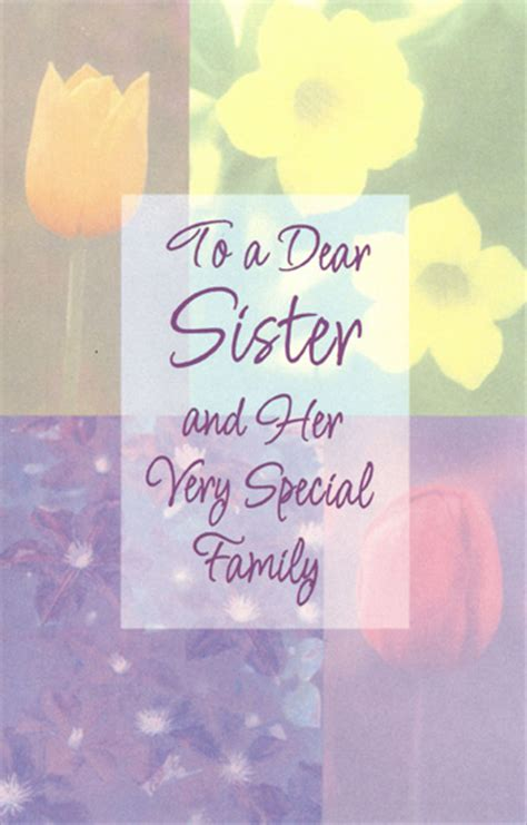 panels  flowers sister easter card  freedom