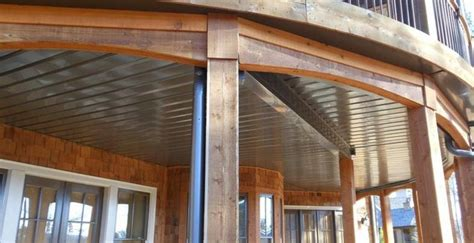 Deck Ceiling Systems watershed underdeck ceiling system deck patio ceilings decking and deck patio