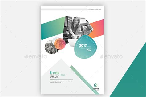 20 digital brochure templates free word exles designs