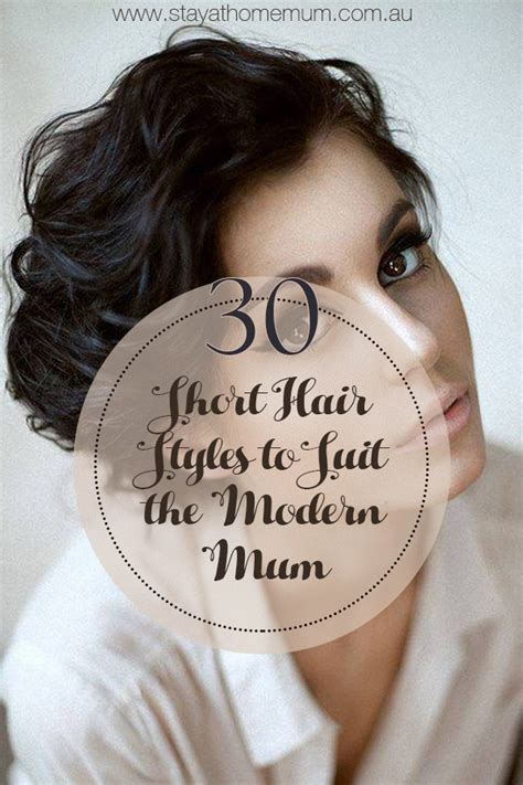 ideas for hair styles when giving birth 30 short hairstyles to suit the modern mum stay at home mum