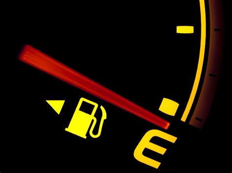 light and gas how far you can drive with the gas tank warning light on