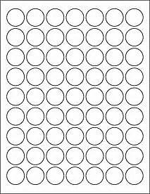 download label templates ol1025 1 quot circle labels