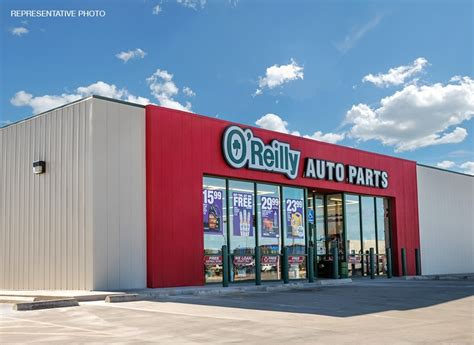 o reilly auto parts net lease commercial real estate