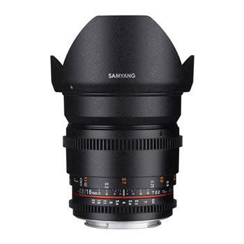 samyang 12mm t2.2 vdslr ncs cs lens mft available via