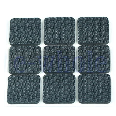 1 X 3 Floor Protectors - self adhesive table chair leg furniture hardwood carpet