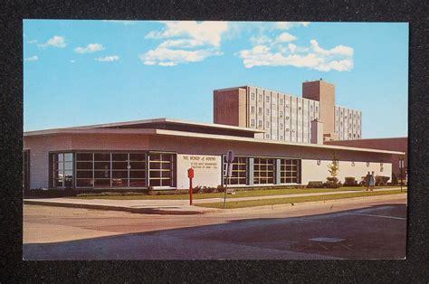 Post Office Racine Wi by 1960s Library Racine Wi Postcard Wisconsin Ebay