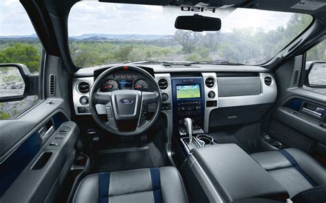 Ford F150 Interior by 2012 Ford F 150 Svt Raptor Interior 2 Photo 4