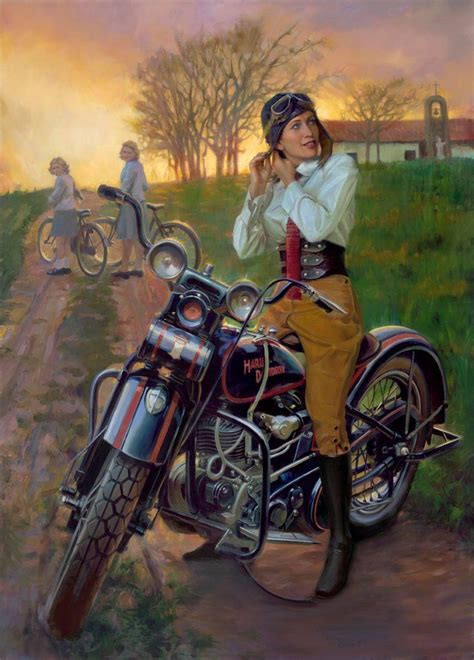 Kaos Fangkeh Since 1903 Biker Motorcycle Pin Up 162 best images about motorcycle pin up on
