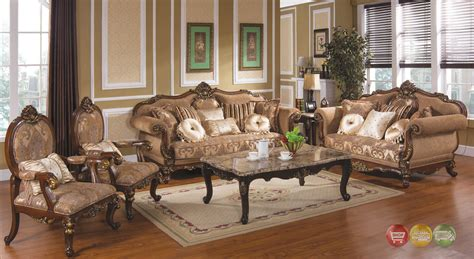 michael amini cortina luxury bedroom furniture set honey