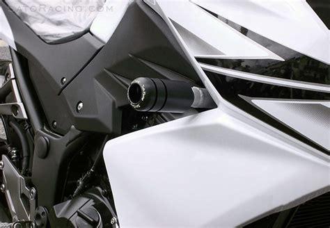 Frame Slider Kawasaki Z250 frame sliders kawasaki z300 er300 z250 13