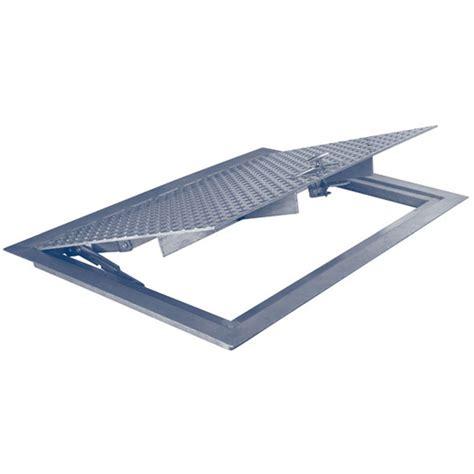 Floor Access Doors cendrex aluminum floor access door harbor city supply