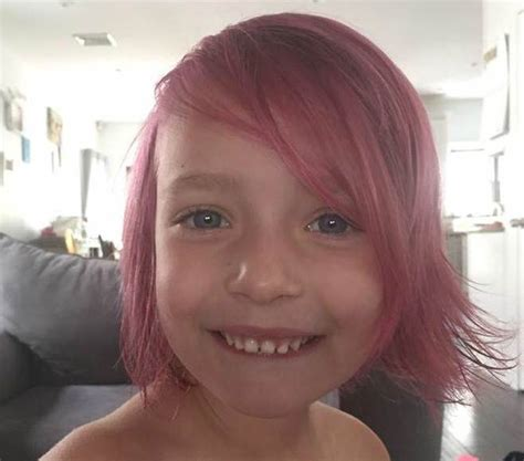 haircut or dye first is it safe for kids to dye their hair with wild colors