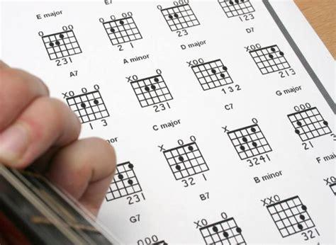 cara bermain gitar agar enak didengar 9 cara belajar bermain gitar untuk pemula kunci dasar