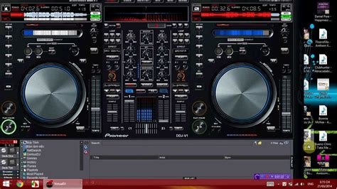 house skin deep music virtual dj pro mix skin pioneer controller ddj v1 house music youtube
