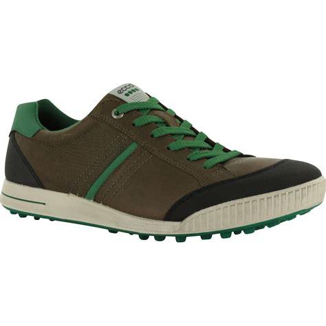 Golf Ecco Golf Original ecco golf retro spikeless shoes at globalgolf