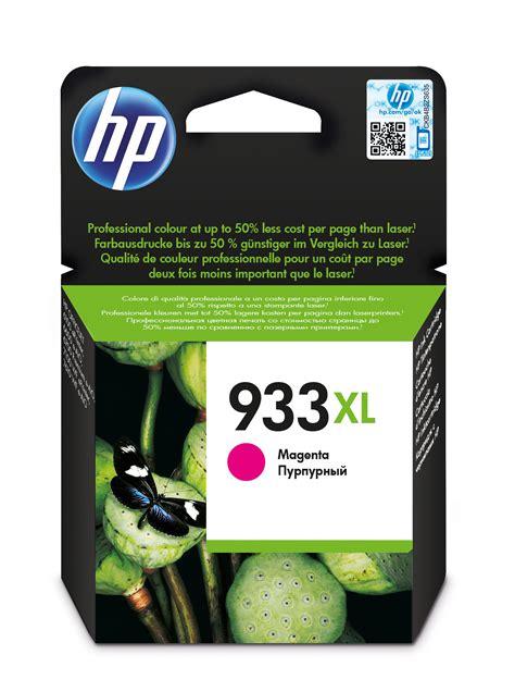 Hp 933 Tinta Printer Magenta hp inc ink magenta no 933xl cn055ae eet europarts es