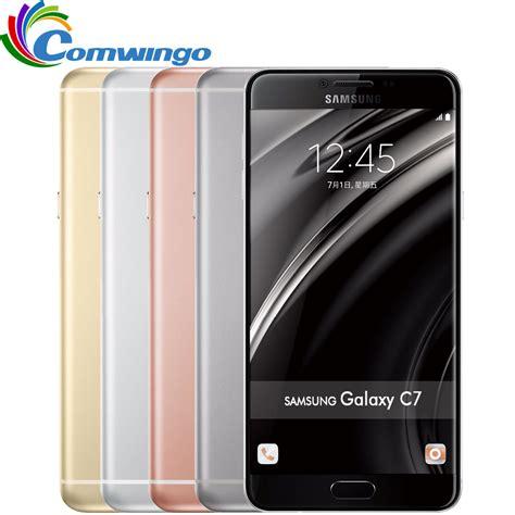 samsung galaxy c7 new mobile photos original samsung galaxy c7 mobile phone android6 0 4gb ram