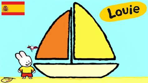 imagenes de barcos animados barco louie dibujame un barco dibujos animados para