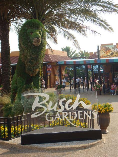 Busch Gardens In Florida by Busch Gardens Ta Bay Florida Been There Done That
