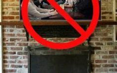 great tips for mounting a tv above the fireplace diy