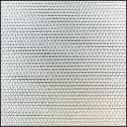 plastic light fixture covers prismatic ps diffuser sheet for fluorescent light