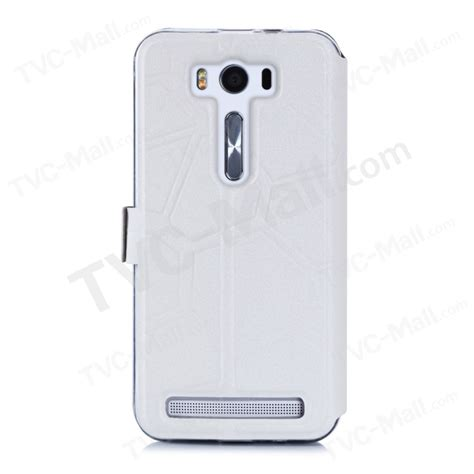 Fonel Circle View Window Cover Asus Zenfone 2 Ze551ml O Promo 1 smart circle view window leather for asus zenfone 2 laser ze500kg ze500kl 5 0 quot white tvc