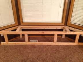 how to make window bench how to make a bay window bench seat with storage snapguide