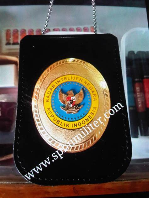kalung kta bin badan intelijen negara spbu militer