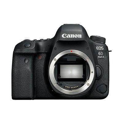 canon eos 6d mark ii digital slr camera body | uk camera ltd
