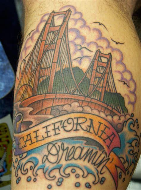 aloha monkey tattoo arm bridge by aloha monkey