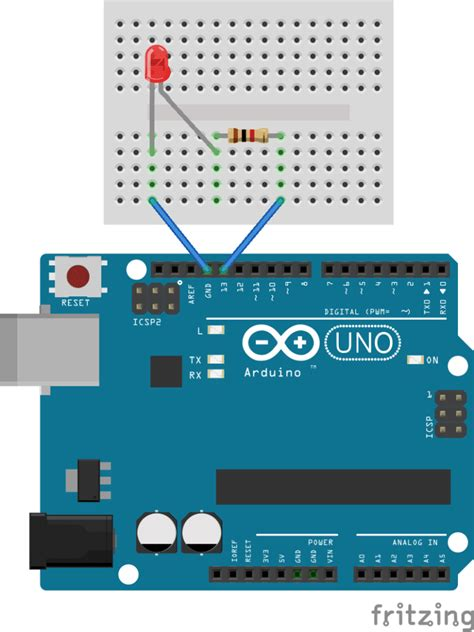arduino tutorial site du zero getting started with the arduino controlling the led
