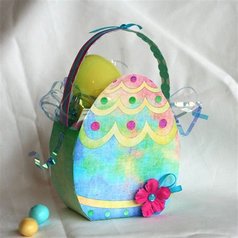 Creative Easter Basket Craft Ideas How To Make And | creative easter basket craft ideas how to make and
