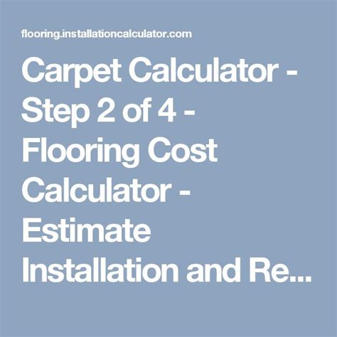 carpet calculator carpet and padding cost calculator meze