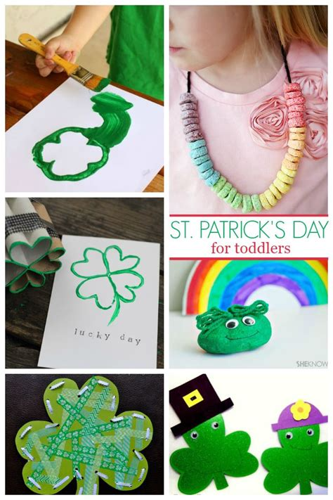 patricks day crafts 1000 images about st s day crafts for on