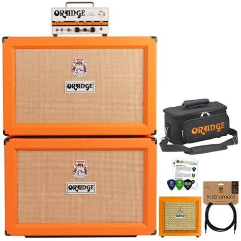 Orange Tiny Terror 15w Mini orange tiny terror tt15h 2 ppc212 speaker