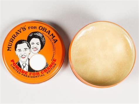 Pomade President murray s pomade obama limited presidential edition