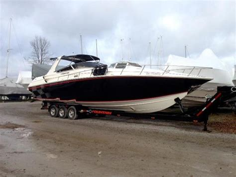 fountain boats 38 express cruiser 2008 used fountain 38 express cruiser boat for sale