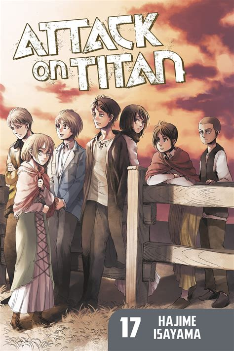 attack on titan volumes attack on titan 17 kodansha comics
